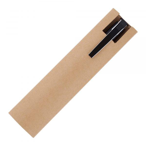 Recycled card presentation sleeve.