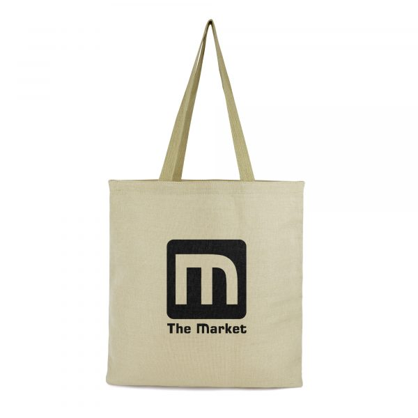 240gsm natural juco shopper with long flat cotton webbing handles. Ideal for shopping or carrying documents. Available in natural.