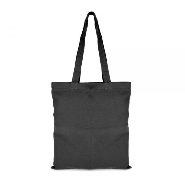 Coloured 7oz cotton shopper with long handles. Strong, durable and eco friendly, makes this the ideal giveaway for exhibitions and conferences for carrying books and catalogues. Available in black, blue, red and white
