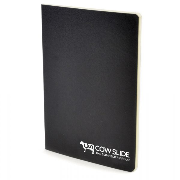 A6 exercise book with 34 lined sheets.