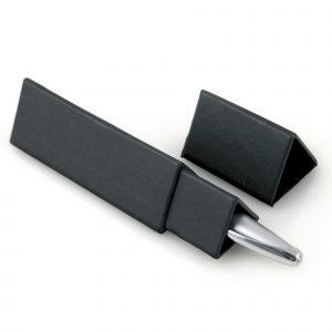 A novel way to present your gift. Price is unprinted. Not suitable for wide diameter pens.