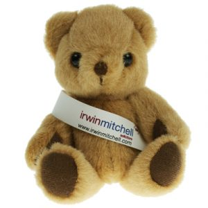 Our best value bear that is low in cost and high in quality. The Bears Sash is printed up to full colour and dressed in-house to order.