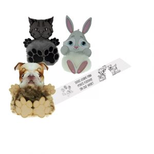 """The finest range of collectable pets under the sun all come with """"sticky"""" feet and a full colour printed tail they can even be bespoke to your pet or creature!"""