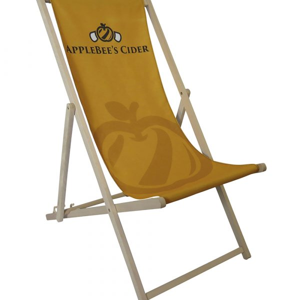 Practical and perfect for any beach, beer garden, fete or fair.