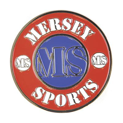 Medium metal bespoke badge up to size 40 x 40 mm