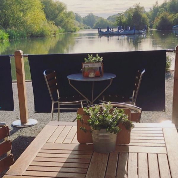 The longholme in Bedford